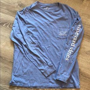 Vineyard vine long sleeved shirt